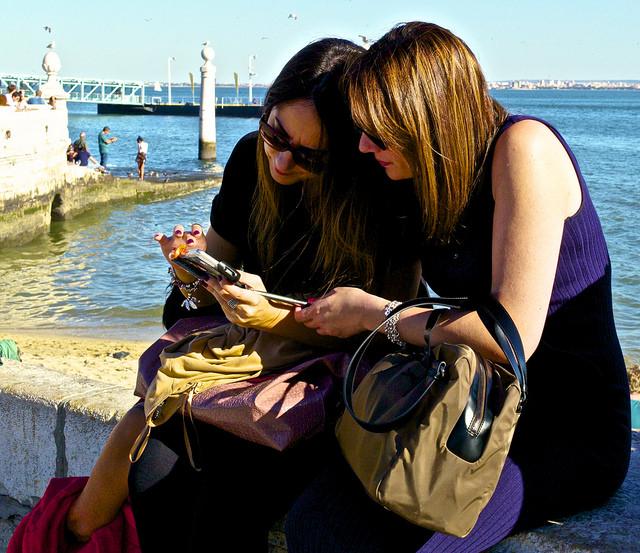 travel smartphone