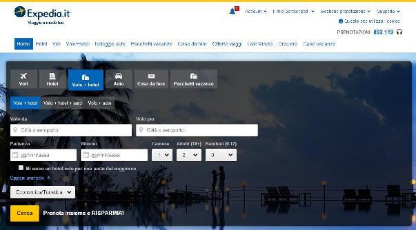 Expedia Accelerator program: rivoluzione per le OTA e il booking online?