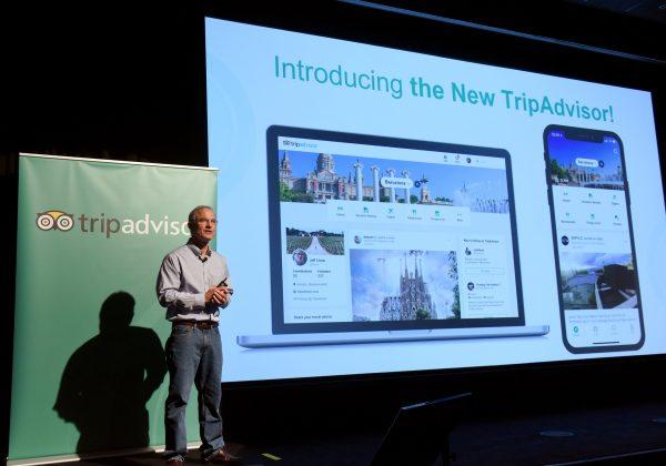 TripAdvisor Steve-Kaufer CEO