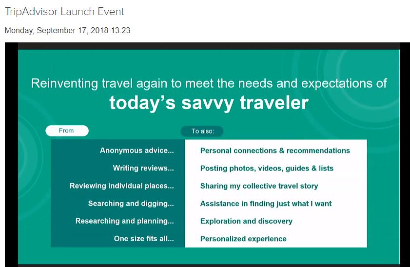 TripAdvisor si fa Social del travel e invita alla festa anche aziende, editori e influencer_nuovo consumatore