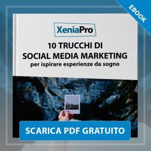 social media marketing turistico travel turismo