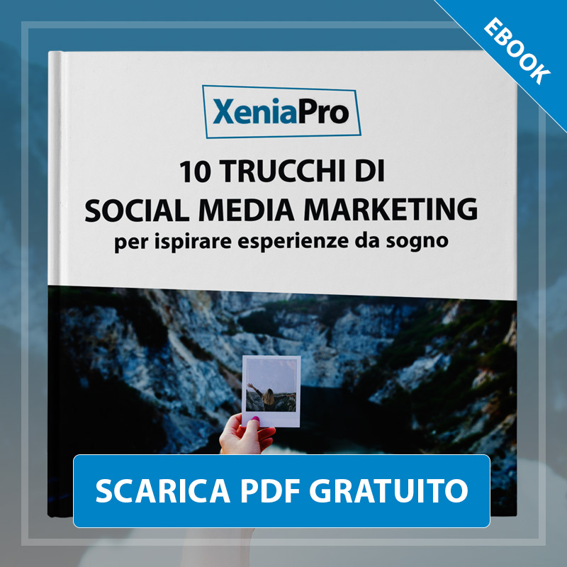 social media marketing turistico travel turismo