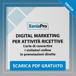 Guida Digital Marketing attività ricettive turismo PDF