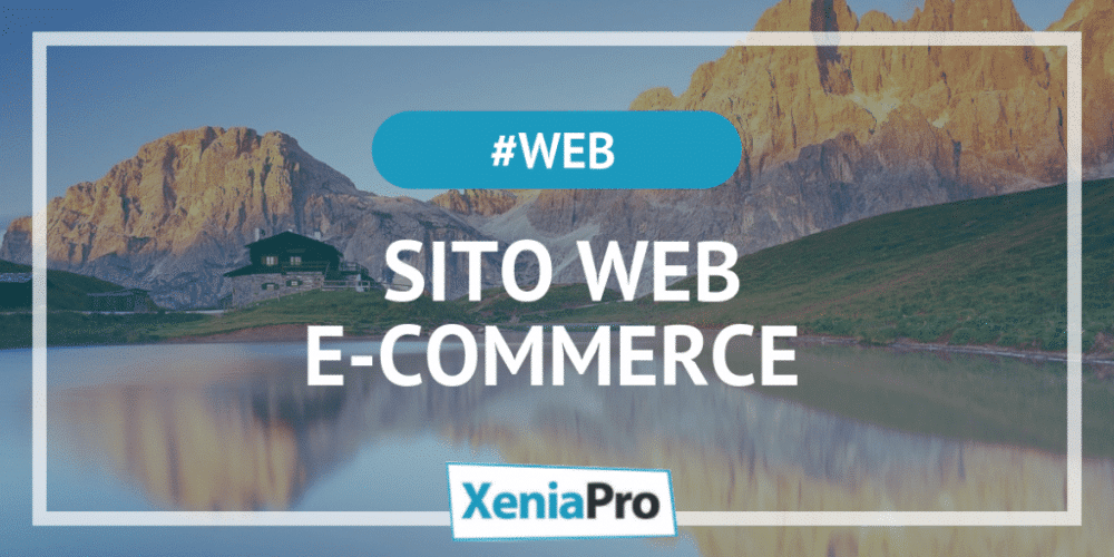 Sito Web E-Commerce per Tour Operator e Experiences
